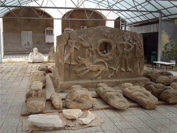 Ипатовскую принцессу, золото хазар и доисторическую брошь с ланями покажут ставропольцам