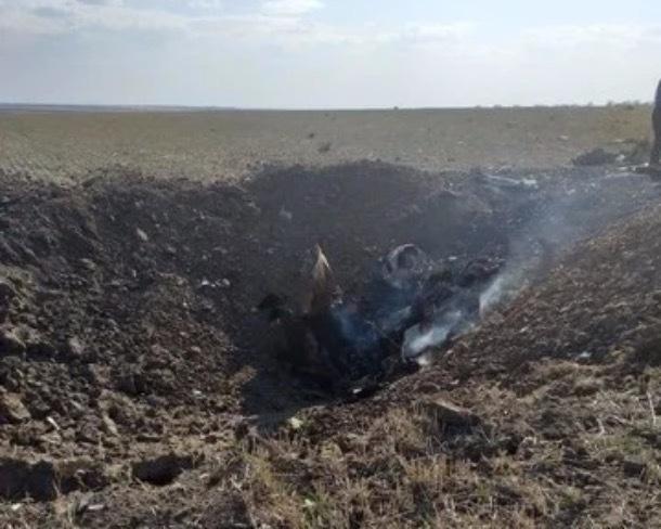 Тела погибших на Ставрополье пилотов нашли в кабине самолета Су-25УБ