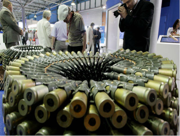 Все оборонные заводы Ставрополья вскоре будут производить ширпотреб