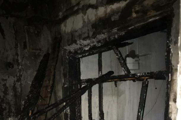 На Ставрополье в пожаре погибли два человека