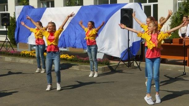 В Ставрополе «праздником улиц» отметили день рождения Октябрьского района