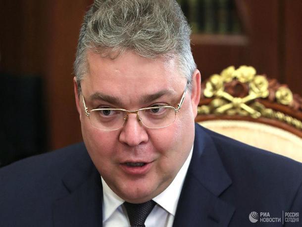Аккаунт губернатора Ставропольского края достиг ста тысяч подписчиков в Instagram