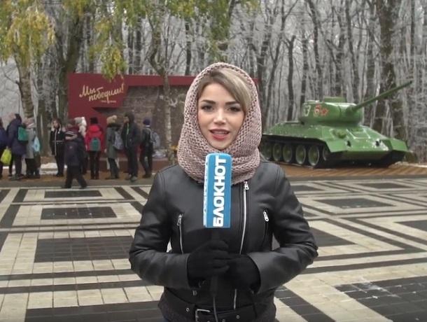 Переделки в парке Победы Ставрополя: что изменилось