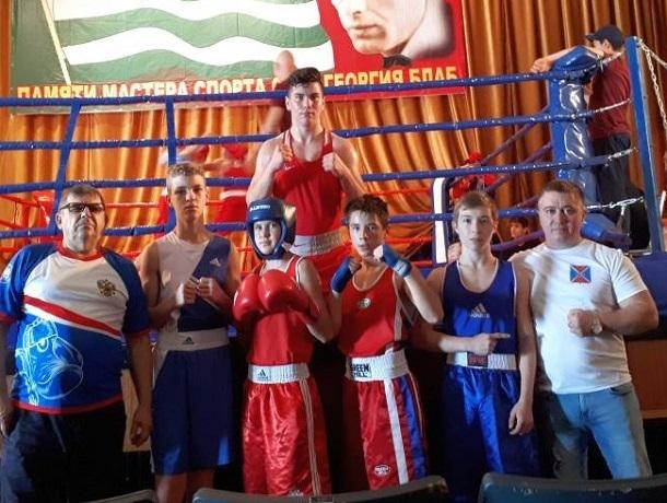 Ставропольский спортсмен завоевал золотую медаль на международном турнире по боксу