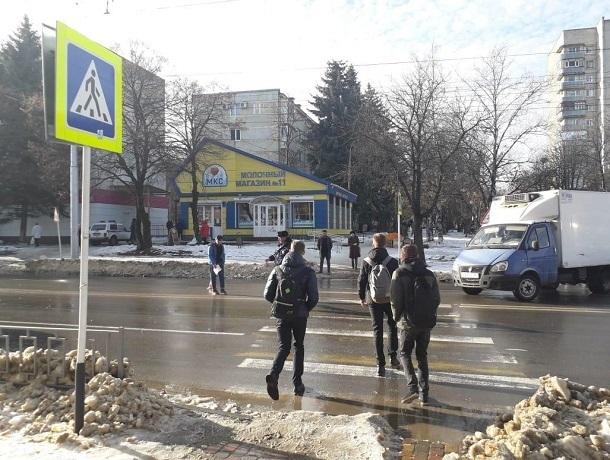 15-летний подросток попал под колеса «Гранты» в Ставрополе