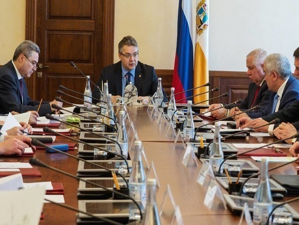 Управляющих министерств транспорта истроительства назначили наСтаврополье