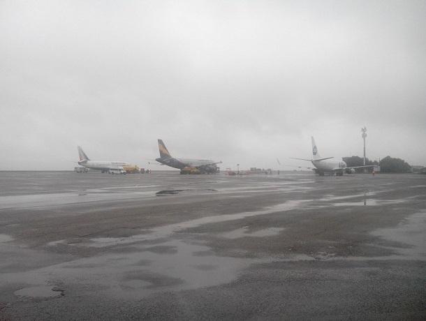 Из-за тумана в«Домодедово» шесть самолетов отправлены назапасные аэродромы