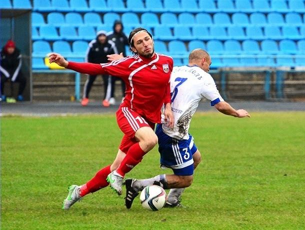 Пятигорская команда «Машук – КМВ» стартовала сезон с победы