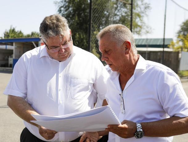 В Ипатово могут провести чемпионат Европы по мотоболу
