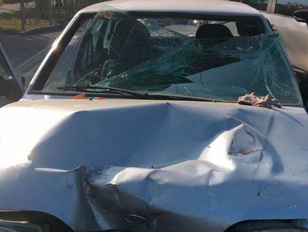 «Лада» догнала попутку: есть пострадавшие в результате ДТП в Ставрополе