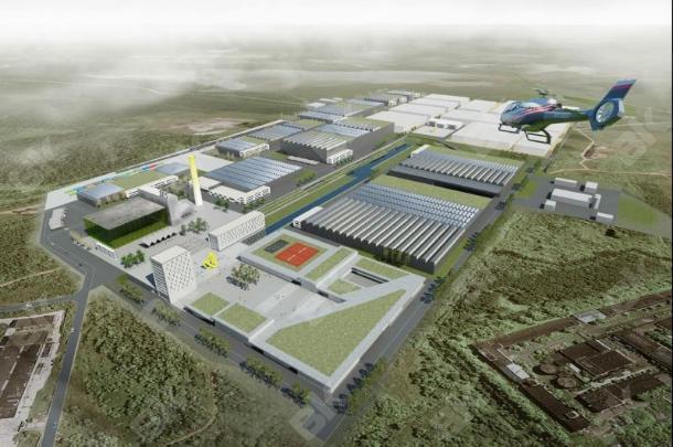 Закрывшийся завод «Ставрополь Авто» может стать индустриальным парком