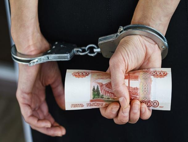На Ставрополье мужчина задержан за взятку приставу в размере 4,5 миллионов рублей