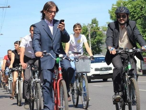 «Велосипедисты рулят»: отказаться от авто на один день призвали жителей Ставрополя