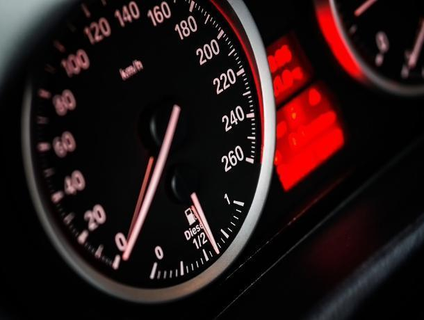 Почти полторы тысячи автомобилистов поймали на Ставрополье за превышение скорости