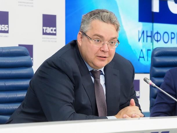 Владимиров в Москве начал отсчет второй пятилетки