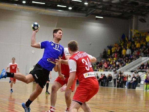 Борьба за еврокубок для ставропольских гандболистов прервалась в Португалии