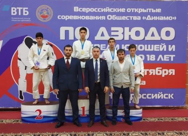 Ставропольские дзюдоисты прошли отбор на Первенство России