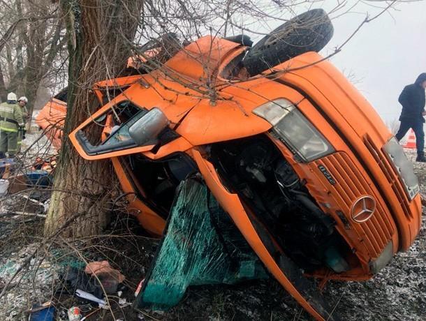 57 человек пострадали в более чем 30 ДТП за январские праздники на Ставрополье