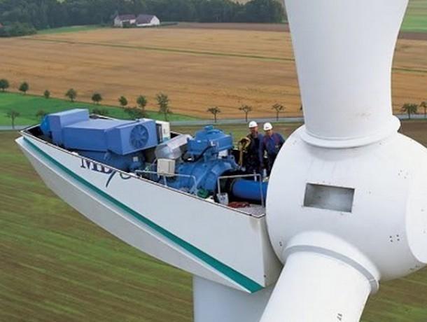 Сеть ветровых станций повыробатыванию электричества стоимостью 20 млрд руб. построят наСтаврополье