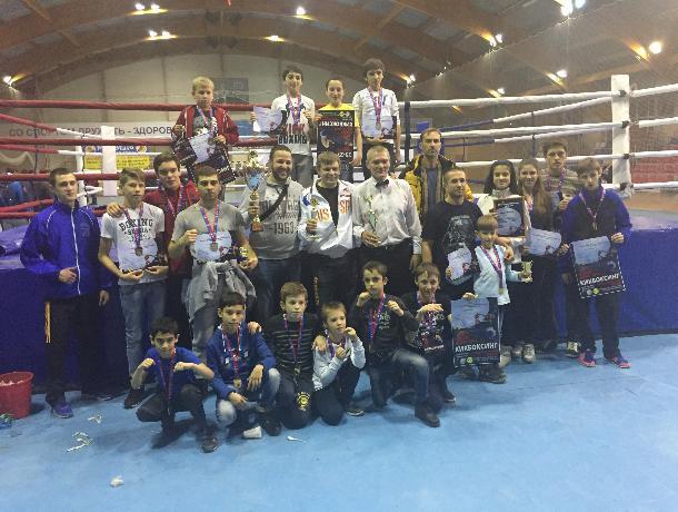 В Ставрополе прошел чемпионат города по кикбоксингу