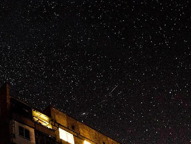 Самый большой звездопад в году можно наблюдать в Ставрополе
