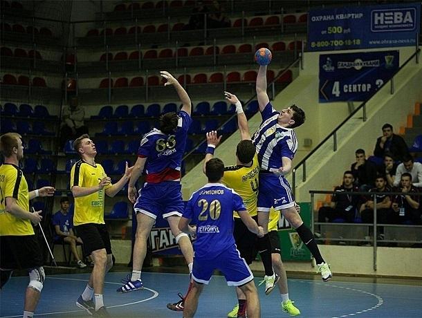Ставропольское «Динамо» будет биться за попадание в полуфинал еврокубка по гандболу с португальцами