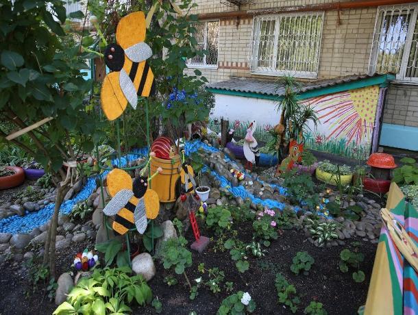 В Ставрополе выберут самый красивый цветник