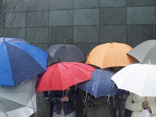 В МЧС предупредили о надвигающихся на Ставрополье сильных дождях