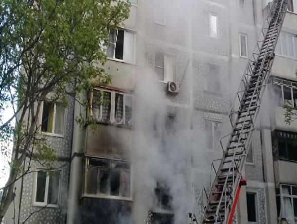 На Ставрополье 13 человек пострадали в результате пожара