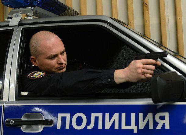 1-ый в Российской Федерации полигон для инспекторов ДПС открыли наСтаврополье