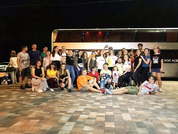 Делегация Ставрополья отправилась на фестиваль «Таврида — АРТ»