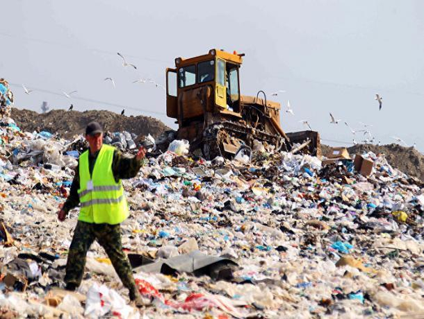 На Ставрополье власти города игнорировали мусорную свалку