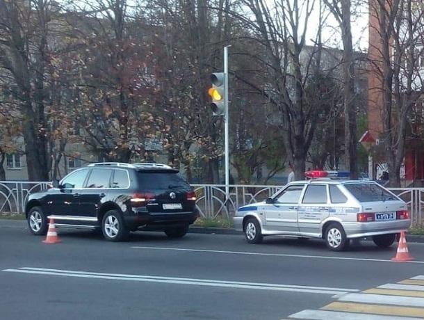 Двое детей пострадали за выходные в ДТП на Ставрополье