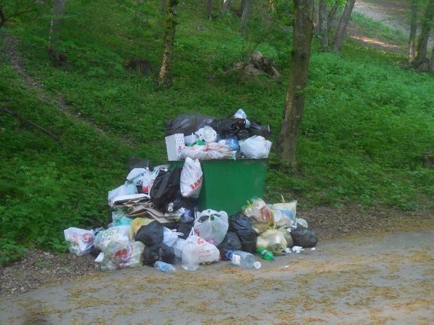 На Ставрополье завершились летние замеры накопления мусора