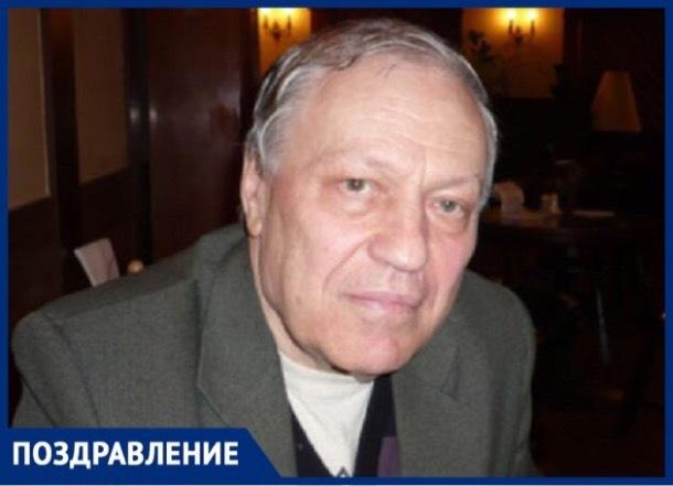 Свое 80-летие празднует ставропольский писатель Иван Подсвиров