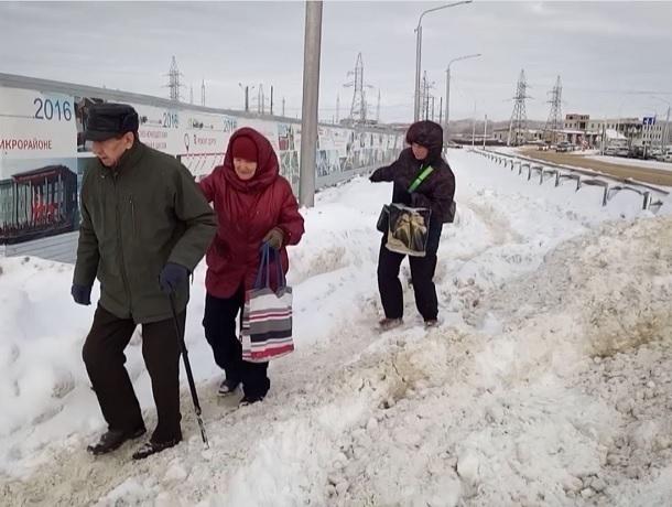 Рисковать жизнью приходится пациентам, чтобы добраться до нового Диагностического центра в Ставрополе
