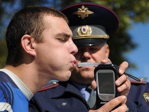 Больше двух сотен водителей поймали пьяными за неделю на Ставрополье