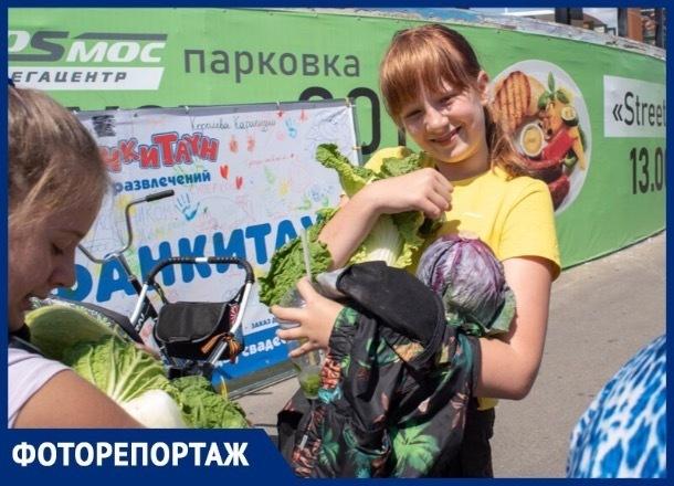 В Ставрополе прошел фестиваль еды