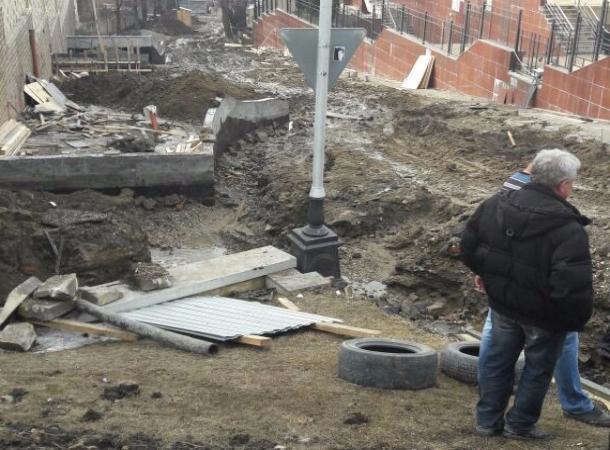 В15 санаториях Кисловодска вода была даже при повреждении водовода