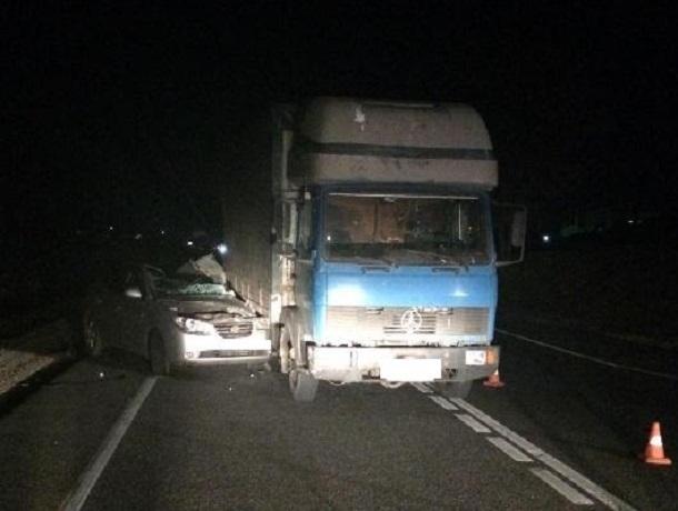 НаСтаврополье вДТП погибла 63-летняя женщина-водитель