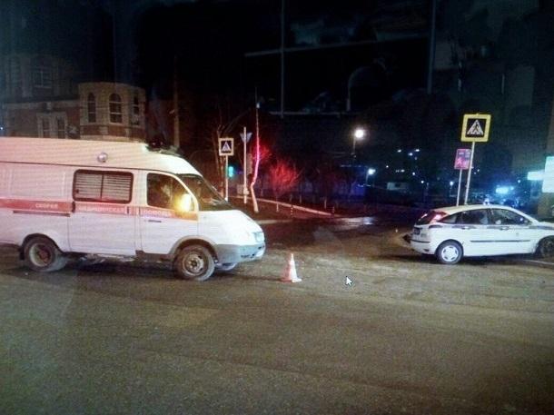 Ночная погоня закончилась ДТП с патрульной машиной и «скорой» в Ставрополе