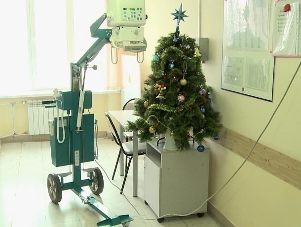 Современный передвижной рентген подарили детской краевой больнице Ставрополя