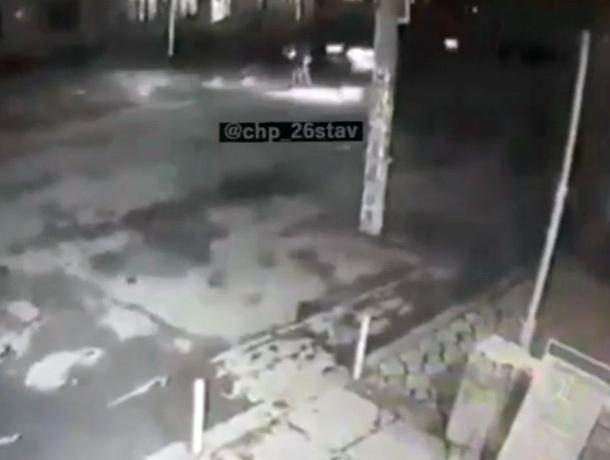 Появилось видео ДТП с депутатом, насмерть сбившим ребенка на Ставрополье