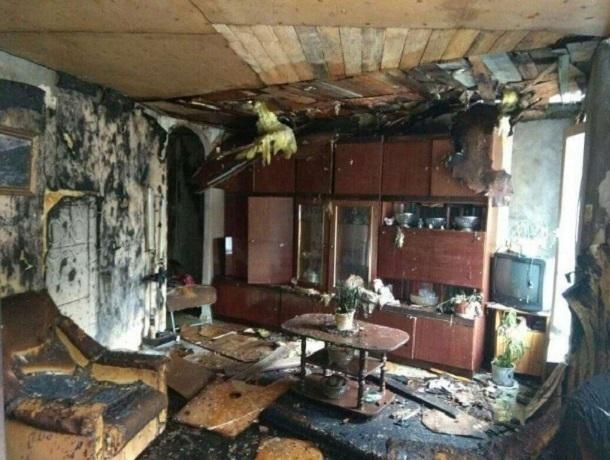 Мать с сыном скончались после взрыва в собственном доме в Кисловодске