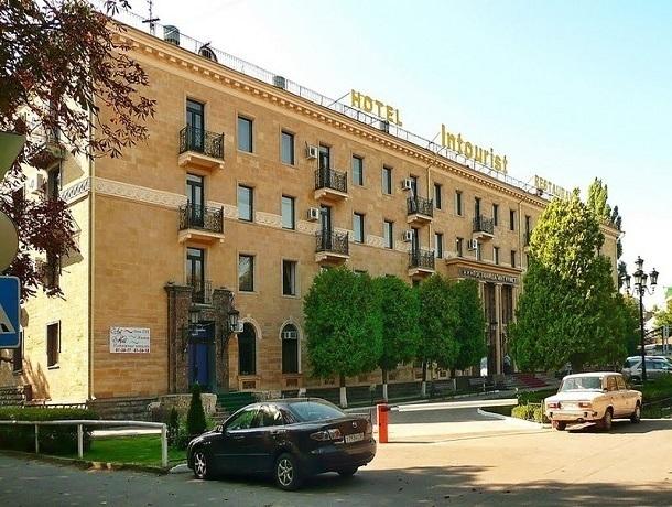 Прежде и теперь: что было раньше на месте гостиницы «Интурист» в Ставрополе