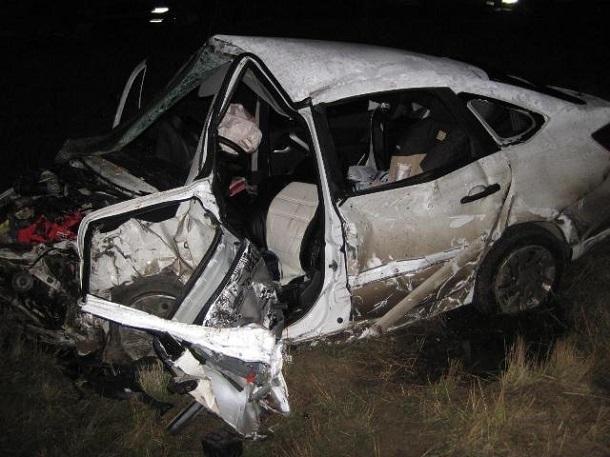 НаСтаврополье шесть человек пострадали при столкновении легковушки и«ГАЗели»