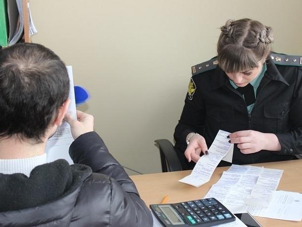 210 тысяч рублей заплатил алиментщик за возможность ездить на автомобиле в  Ставропольском крае