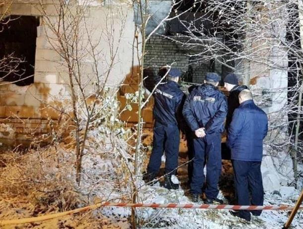 13-летнего мальчика насмерть задавило рухнувшее перекрытие на стройке в Ставропольском крае