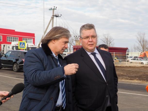 Долгожданная дорога из Михайловска в Ставрополь почти открыта