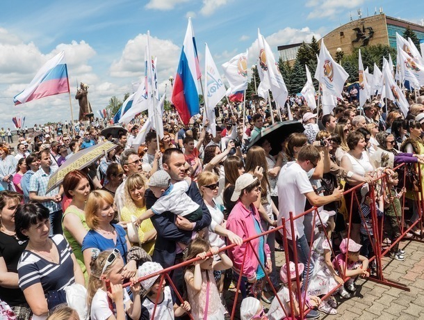 Улицу в центре Ставрополя перекроют из-за веселых гуляний  в День России